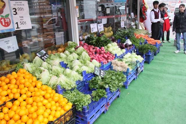 Yeni İstanbul Marketi'nin Açılışı Gerçekleşti 3