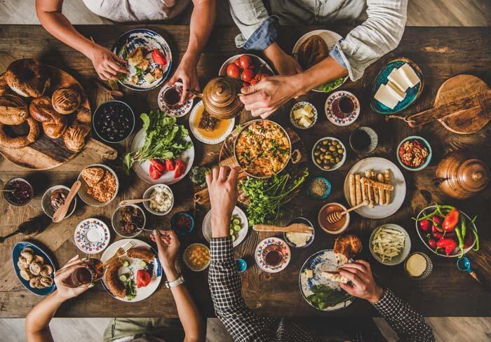 Ramazan Bayramı'nda kilo almamak için 9 önemli kural 1