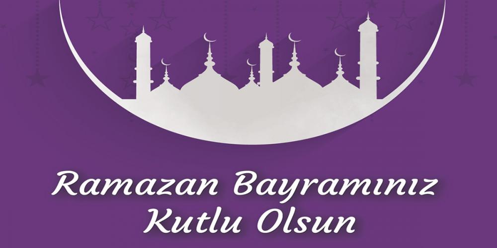 Resimli Ramazan Bayramı kutlama mesajları 2020 1