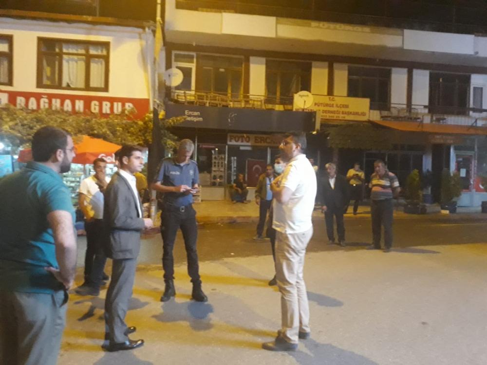 Malatya depremi sonrası ilk fotoğraflar! 1