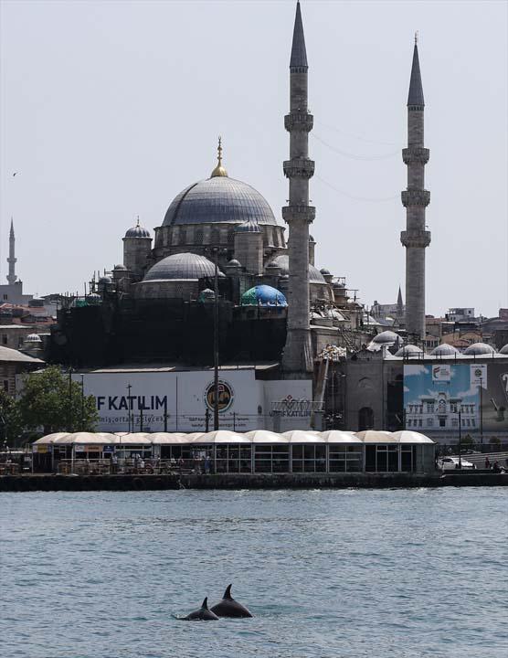 İstanbul yeni normalin ikinci haftasında! Vatandaşlar maskeye alıştı 26