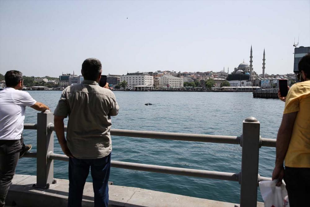 İstanbul yeni normalin ikinci haftasında! Vatandaşlar maskeye alıştı 27