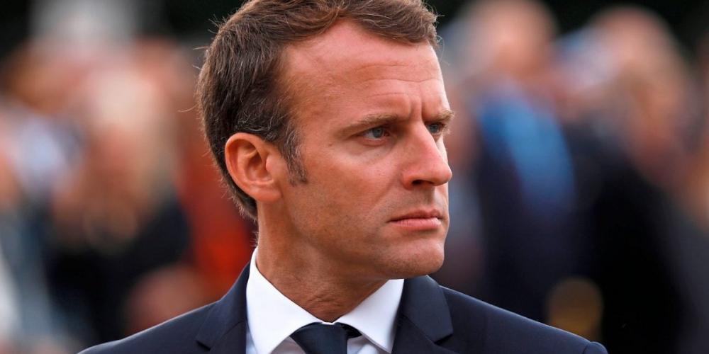 Macron istifa mı edecek? Fransa'yı sallayan iddia 4