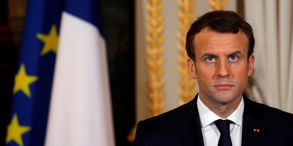Macron istifa mı edecek? Fransa'yı sallayan iddia 8