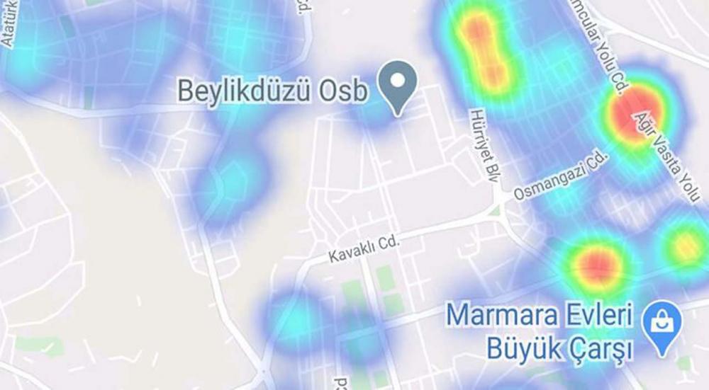 Bu ilçelerde yaşayanlar risk altına! İşte ilçe ilçe İstanbul'da son durum... 12
