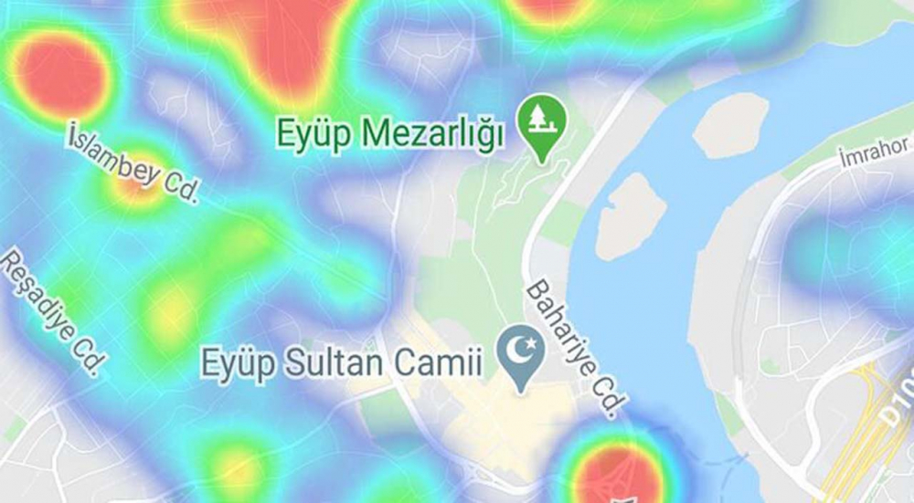 Bu ilçelerde yaşayanlar risk altına! İşte ilçe ilçe İstanbul'da son durum... 18