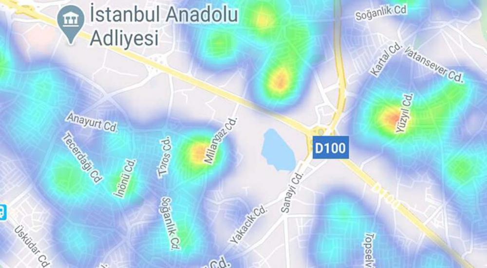 Bu ilçelerde yaşayanlar risk altına! İşte ilçe ilçe İstanbul'da son durum... 24