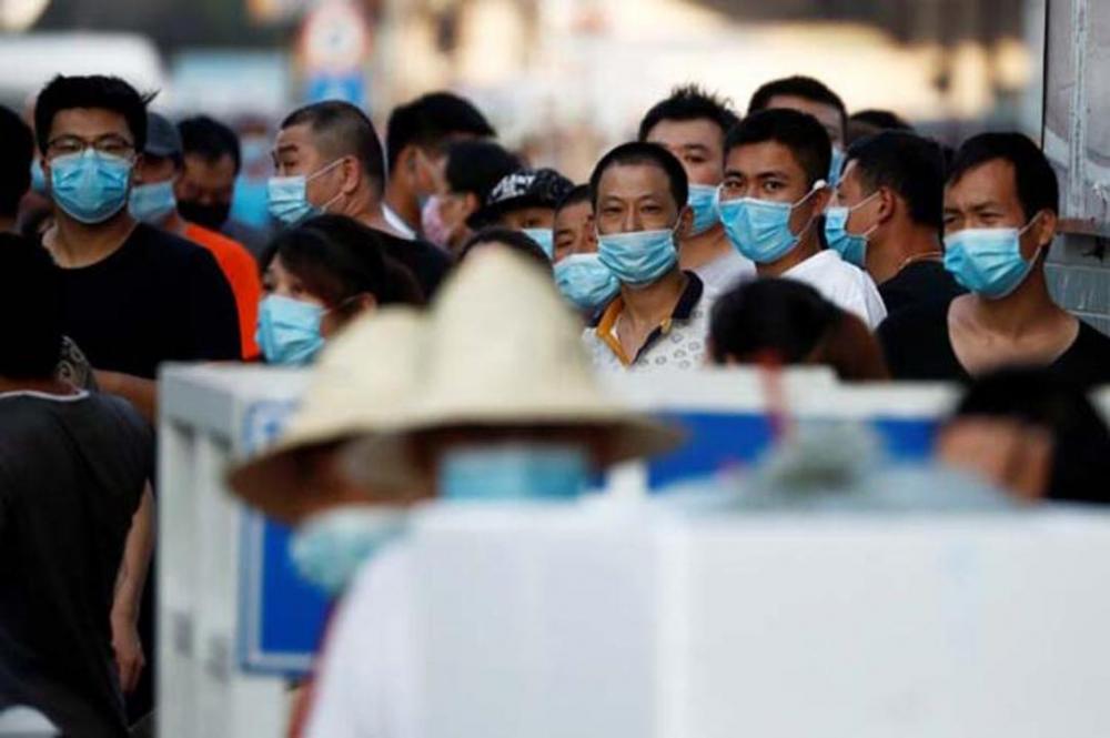 Çin'de koronavirüs kabusu geri döndü! 2. dalga patladı 13
