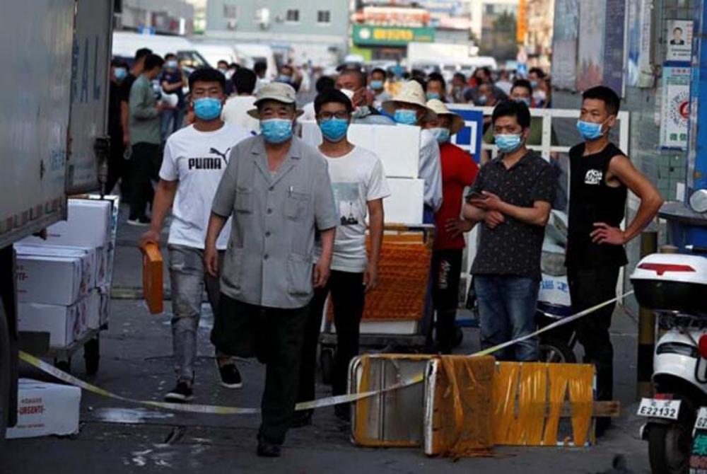 Çin'de koronavirüs kabusu geri döndü! 2. dalga patladı 23