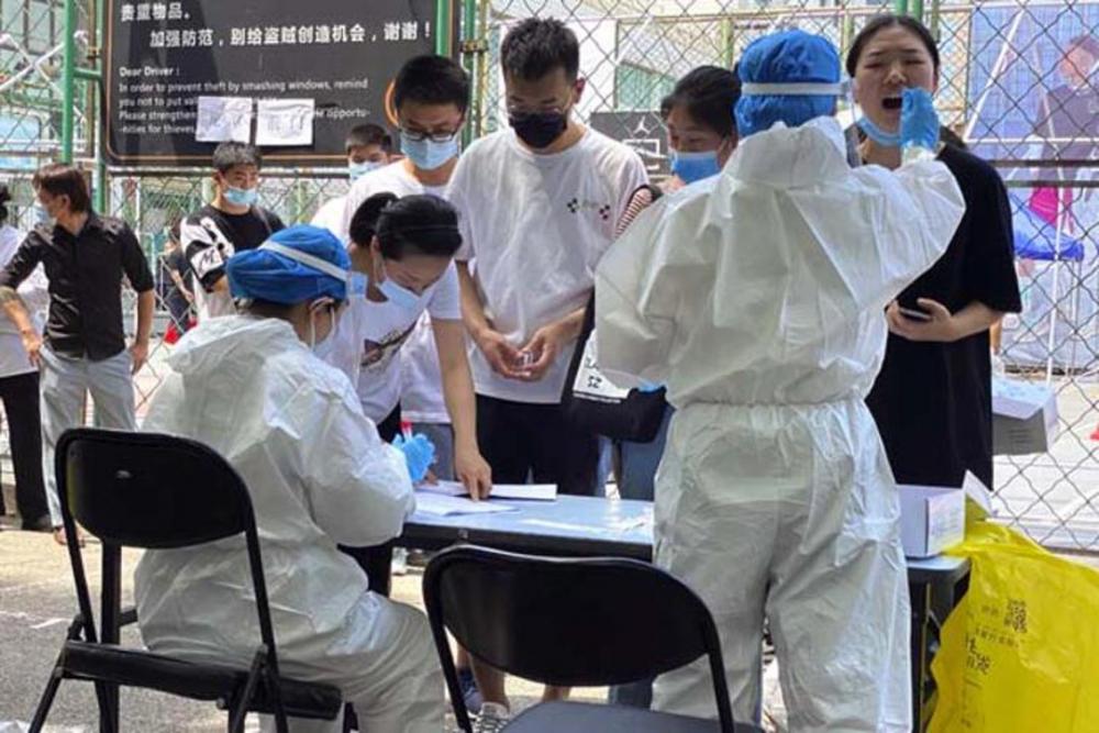 Çin'de koronavirüs kabusu geri döndü! 2. dalga patladı 3