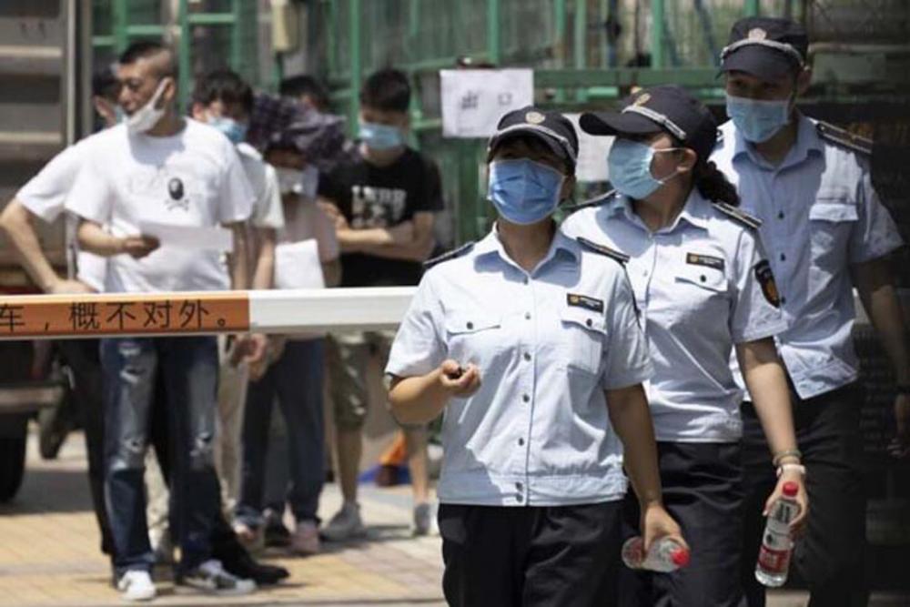 Çin'de koronavirüs kabusu geri döndü! 2. dalga patladı 7