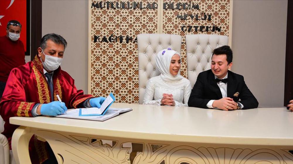Nikah ve düğünlerde alınması gereken önlemlerle ilgili rehber güncellendi 10