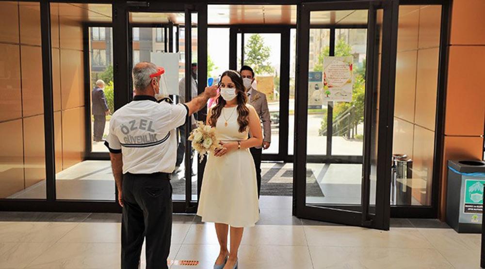 Nikah ve düğünlerde alınması gereken önlemlerle ilgili rehber güncellendi 12