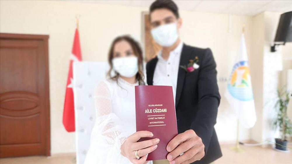Nikah ve düğünlerde alınması gereken önlemlerle ilgili rehber güncellendi 15