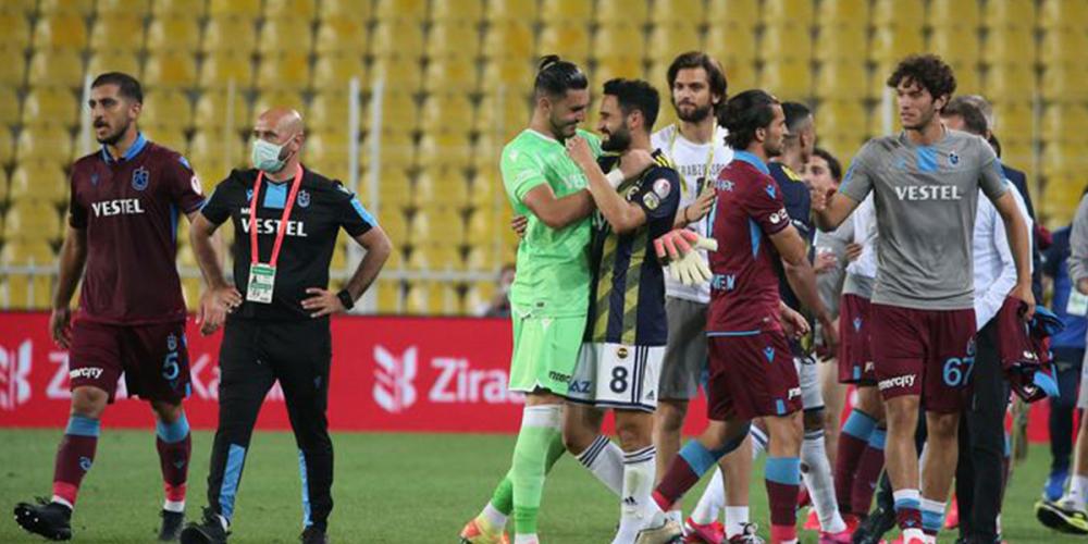Fenerbahçe'nin genç kalecisi Altay Bayındır maç sonrası zor sakinleşti 3