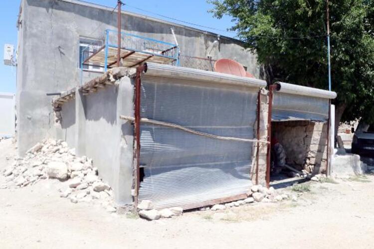 Şanlıurfa'daki şiddetli deprem bu hale getirdi! 3