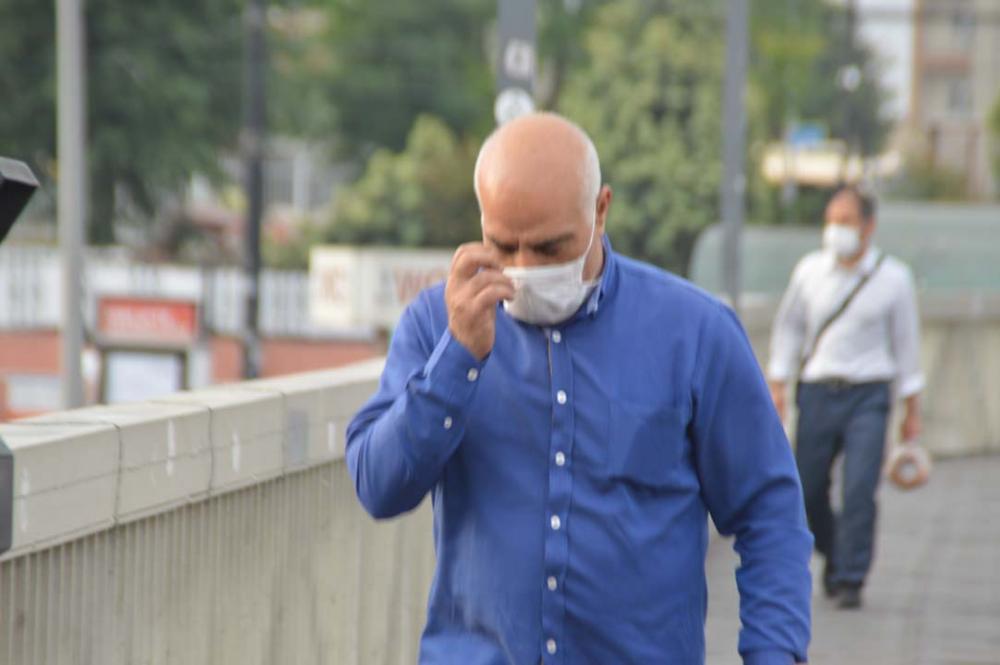 Maske takma zorunluğu başladı! İstanbullular güne maske takarak başladı 11