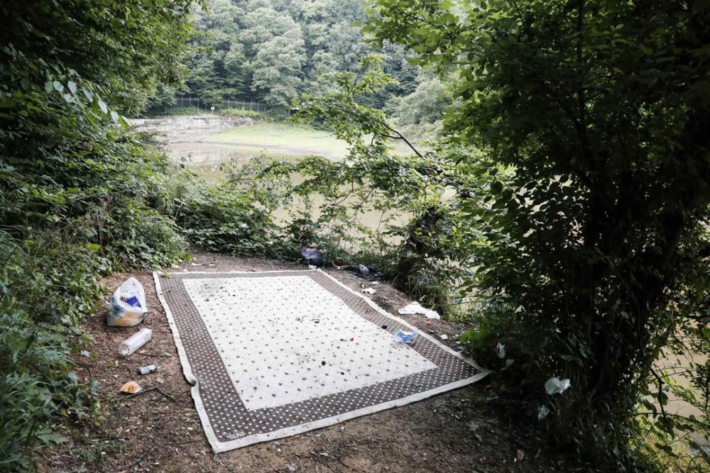 Belgrad Ormanı'nda utandıran görüntüler! Buldukları gibi bırakmadılar 5