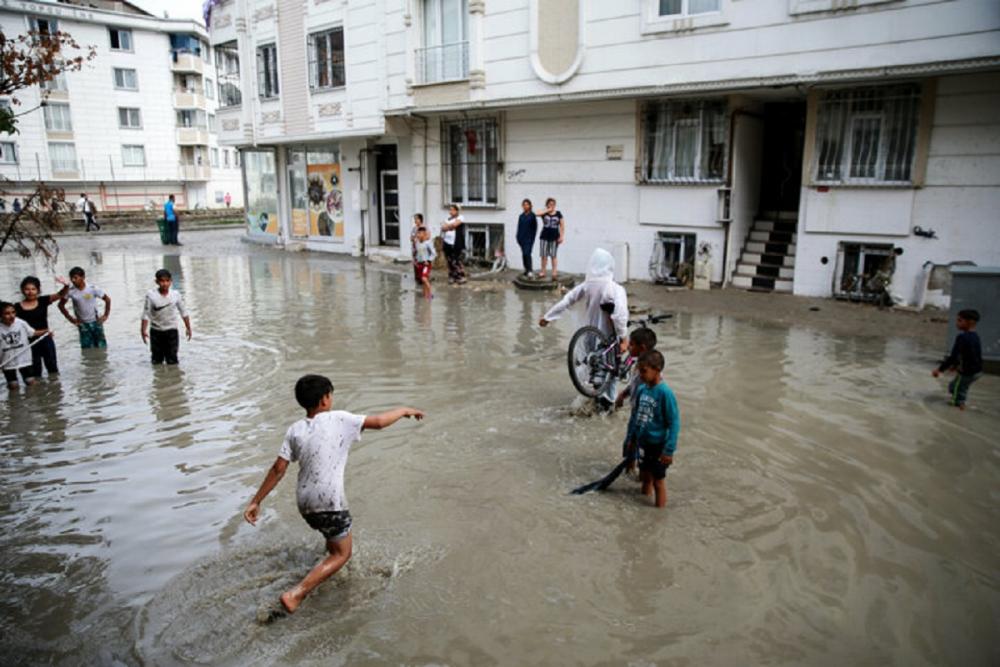 İstanbul Valiliği paylaştı! İşte ilçe ilçe selden zarar görme raporu... 10