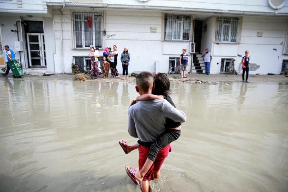 İstanbul Valiliği paylaştı! İşte ilçe ilçe selden zarar görme raporu... 12