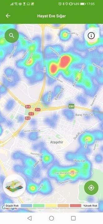 İstanbul'un bu ilçelerine giderken bir kez daha düşünün! İşte en riskli ilçeler... 3