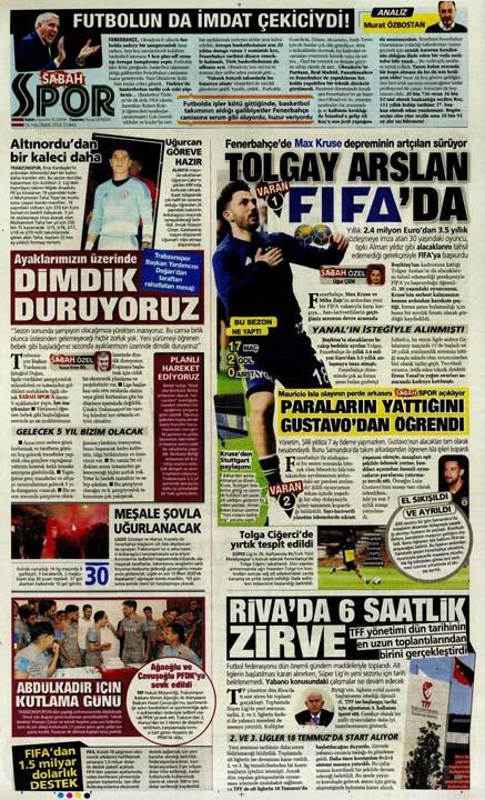 26 Haziran spor manşetleri! Galatasaray'dan çok konuşulacak hamle 12