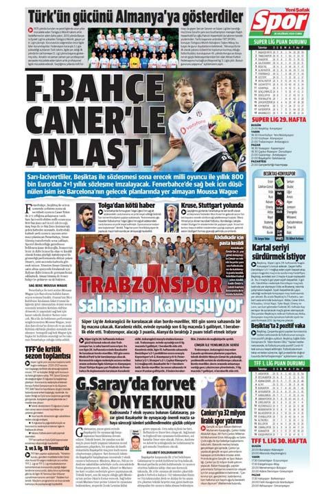 26 Haziran spor manşetleri! Galatasaray'dan çok konuşulacak hamle 4