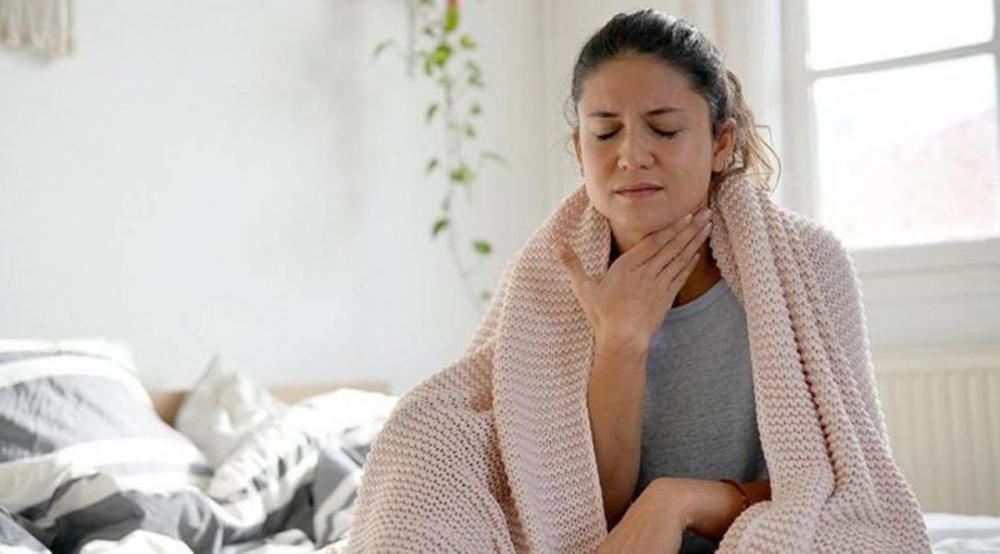 Uzmanı açıkladı: Her boğaz ağrısı koronavirüs müdür? 7