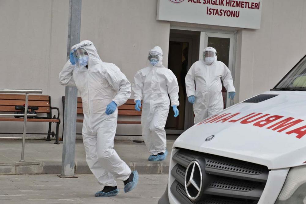 Sağlık Bakanlığı, Kovid-19 Durum Raporunu açıklandı! İşte vakaların en çok olduğu bölge... 11