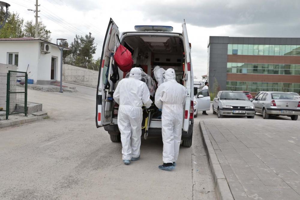 Sağlık Bakanlığı, Kovid-19 Durum Raporunu açıklandı! İşte vakaların en çok olduğu bölge... 13