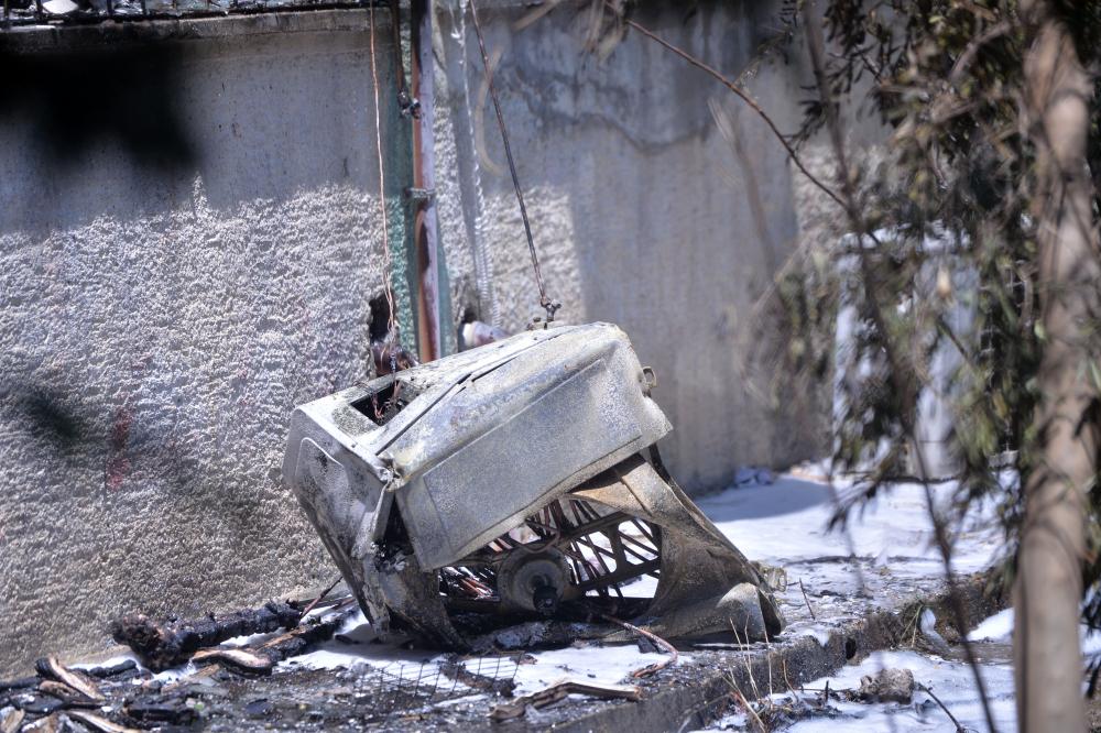 Mersin'de lisede şiddetli patlama: 2 öğretmen yaralandı 9