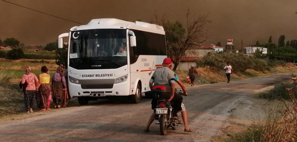 Çanakkale alev alev yanıyor! Vali Aktaş'tan yeni açıklama 1