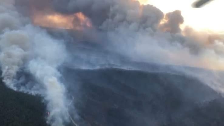 Çanakkale alev alev yanıyor! Vali Aktaş'tan yeni açıklama 4