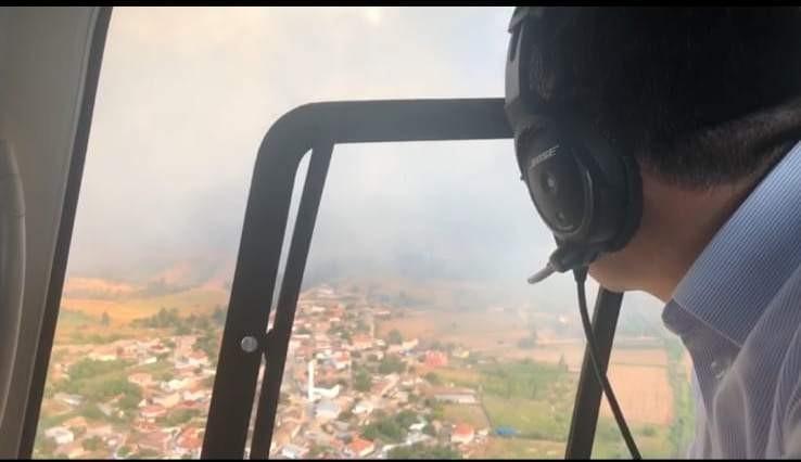 Çanakkale alev alev yanıyor! Vali Aktaş'tan yeni açıklama 5