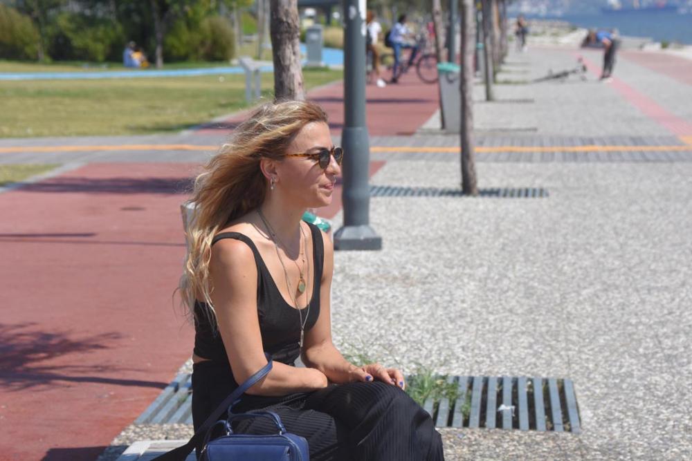 Eşi tarafından tehdit edilen kadının feryadı: Ölmek istemiyorum 1
