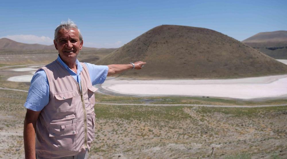Meke Gölü nerede? Meke Gölü neden kurudu? Son hali? 3