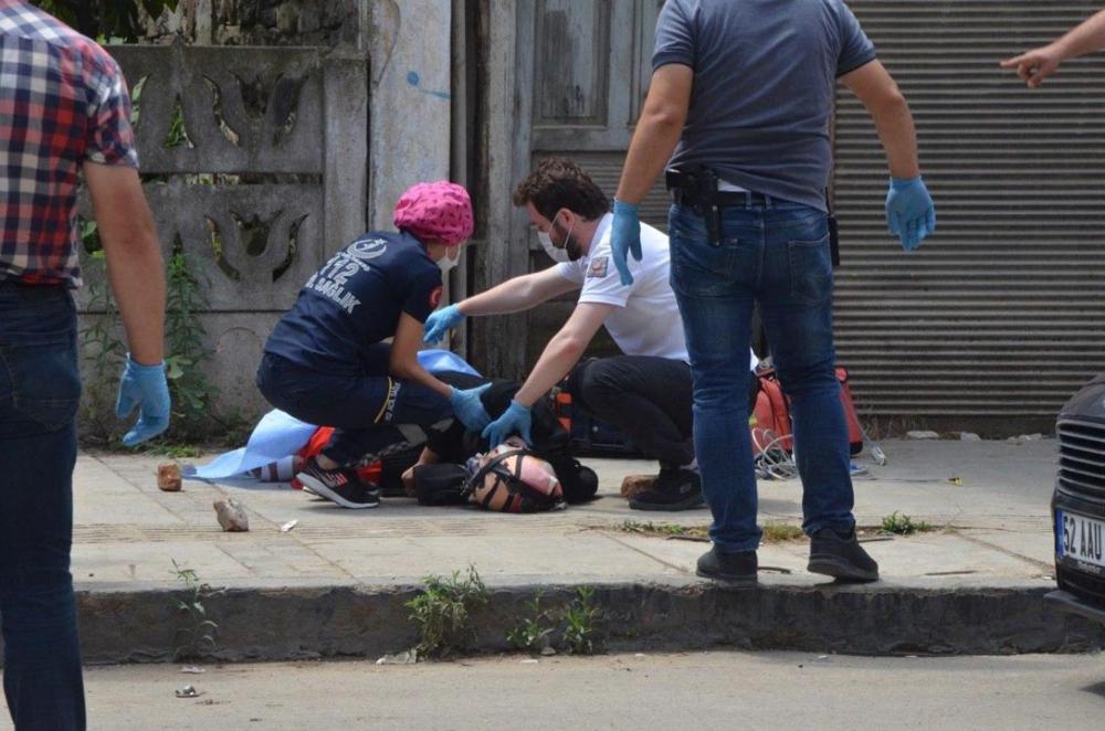 Ordu'da sevgilisini silahla öldüren katil zanlısı, polisi görünce kendini vurdu 3