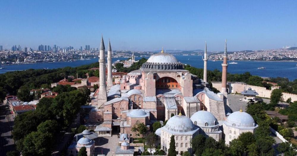 Türkiye'den UNESCO'ya 3 maddelik Ayasofya yanıtı! 7