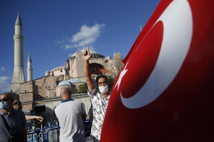 Yunanistan'dan Ayasofya ile ilgili küstah çıkış! 15