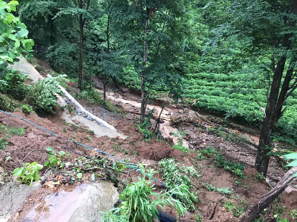 Rize'de meydana gelen selin bilançosu ortaya çıktı 17
