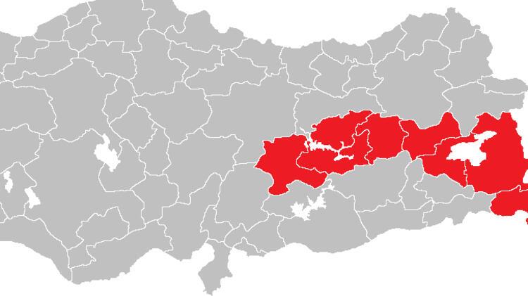 Sağlık Bakanlığı vaka sayılarını bölge bölge yayımladı! 10