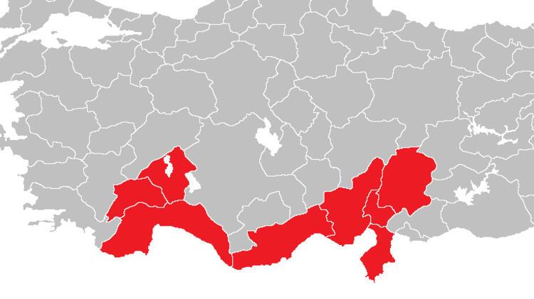 Sağlık Bakanlığı vaka sayılarını bölge bölge yayımladı! 12