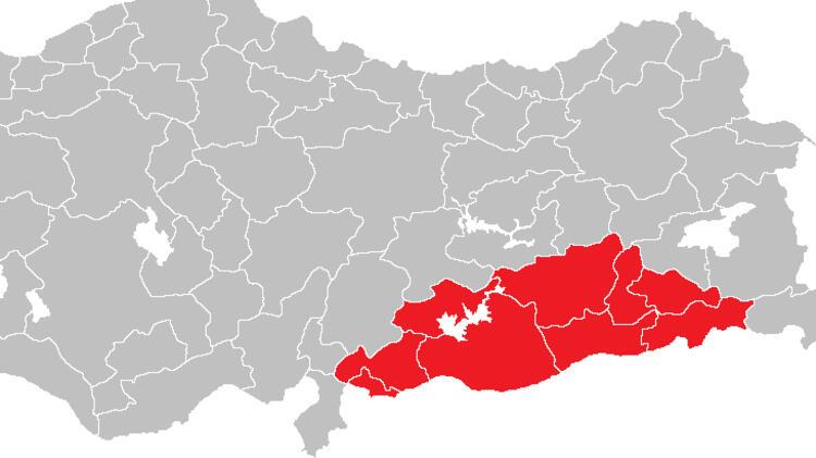Sağlık Bakanlığı vaka sayılarını bölge bölge yayımladı! 15