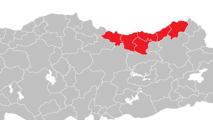 Sağlık Bakanlığı vaka sayılarını bölge bölge yayımladı! 5