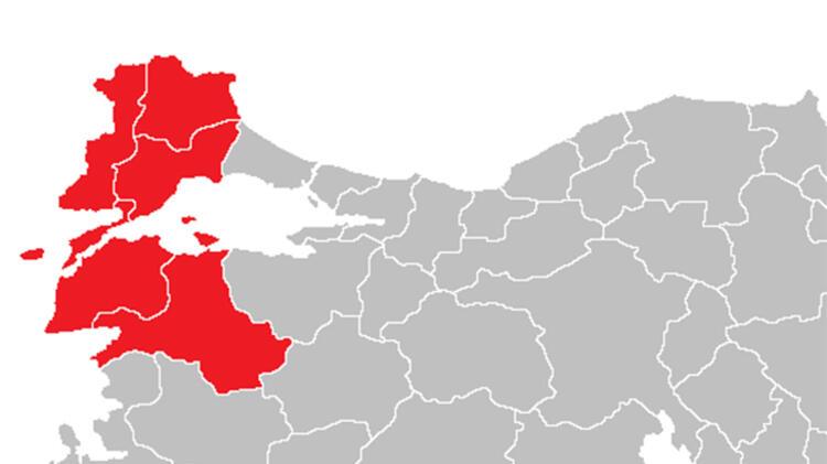 Sağlık Bakanlığı vaka sayılarını bölge bölge yayımladı! 6