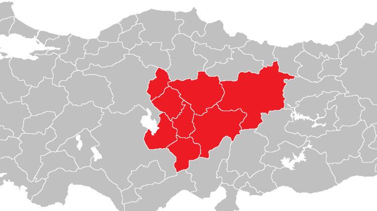 Sağlık Bakanlığı vaka sayılarını bölge bölge yayımladı! 9