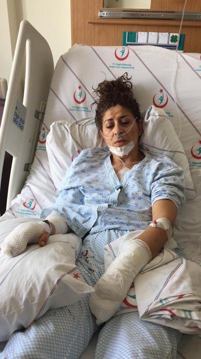 Eşini 15 yerinden bıçaklayan koca: Ufak yaralar açmak için bıçağı ona dokundurdum 8
