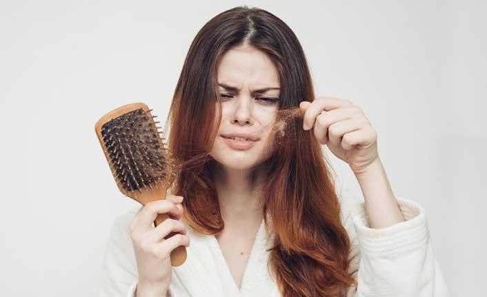 Saç dökülmesinin ardında ciddi tehlikeler olabilir! 7