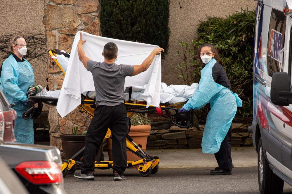 """Beyaz Saray'dan 18 eyalete koronavirüs için """"kırmızı bölge"""" uyarısı yapıldığı ortaya çıktı 11"""