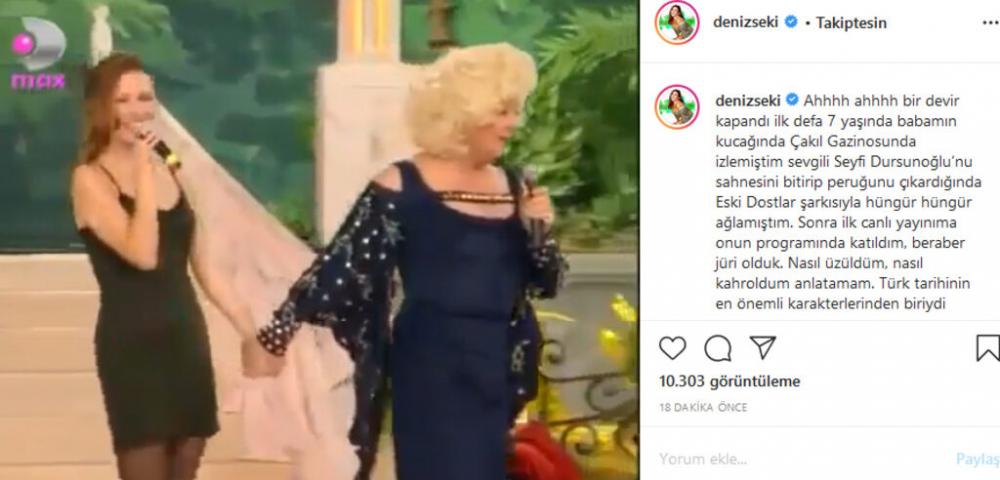 Ünlü isimlerden 'Seyfi Dursunoğlu' paylaşımı! 6